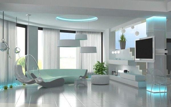 decoraciones espectaculares para tu hogar - salón
