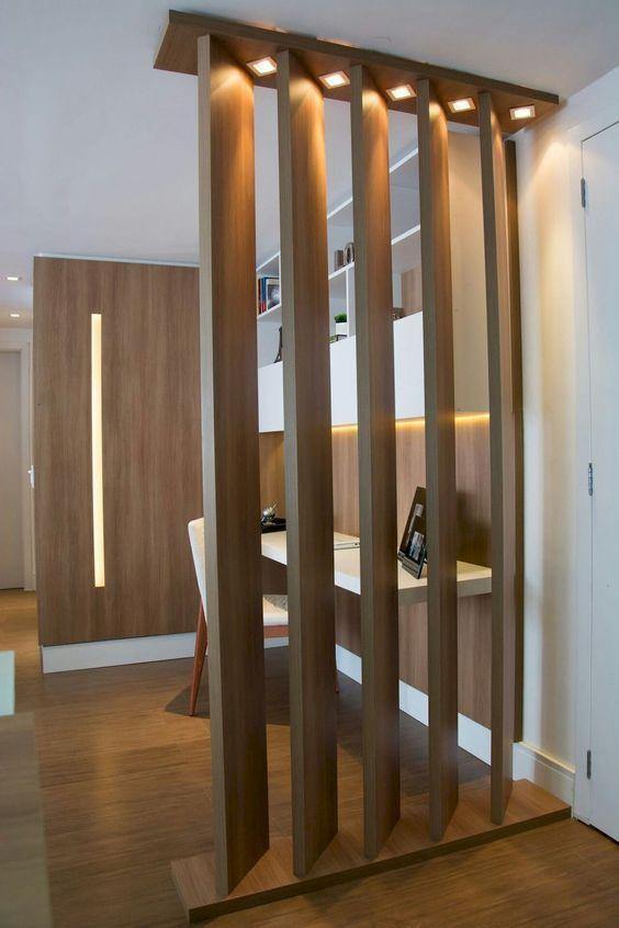 Decoración de interiores con separadores de ambiente (10)