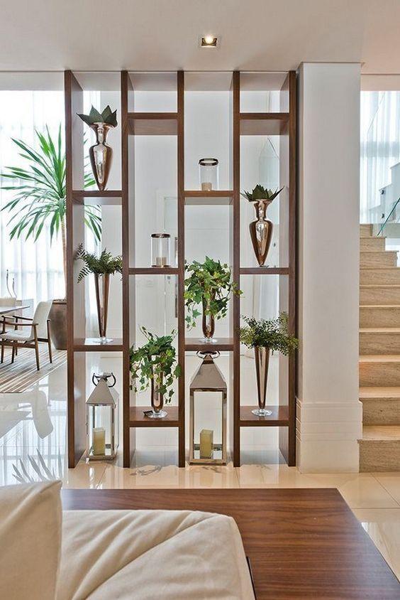 Decoración de interiores con separadores de ambiente (14)