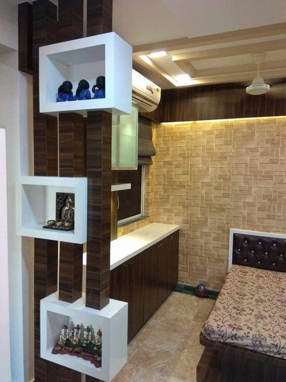 Decoración de interiores con separadores de ambiente (9)
