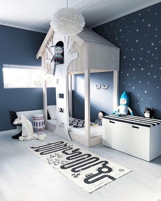 Decoración en habitaciones juveniles - www.imdete (1)