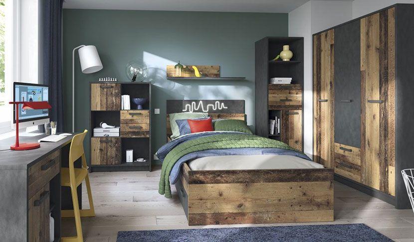 Decoración en habitaciones juveniles - www.imdete (9)