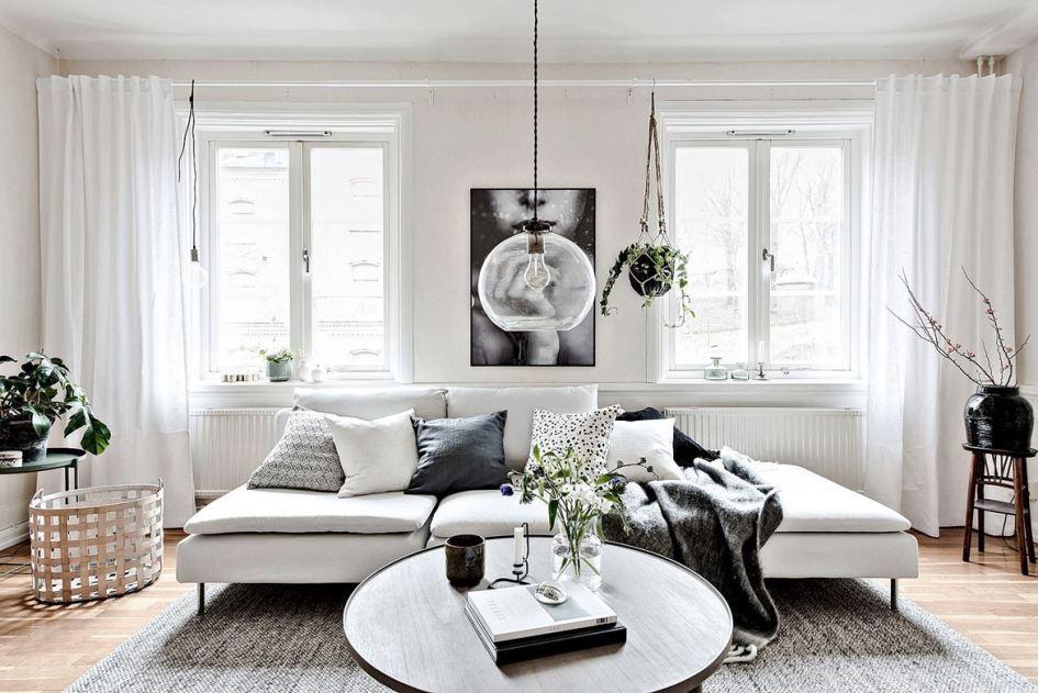 Los 3 estilos más importantes para la decoración - nordico