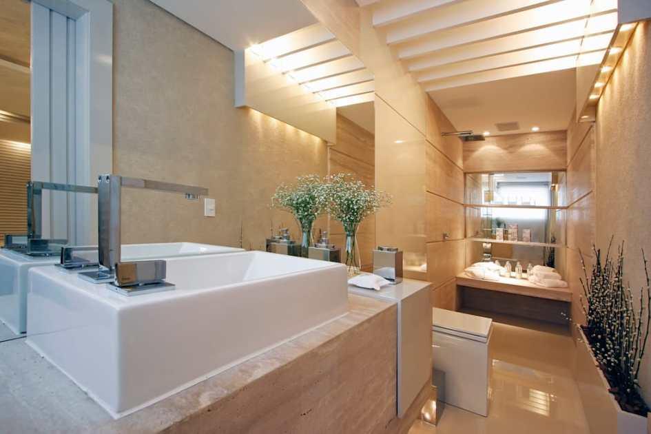 Reforma y decoración de un baño grande (1)