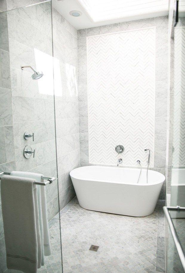 Reforma y decoración de un baño grande (3)