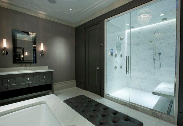 Reforma y decoración de un baño grande (9)