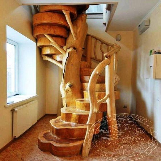 escaleras que desearias tener en tu casa (11)