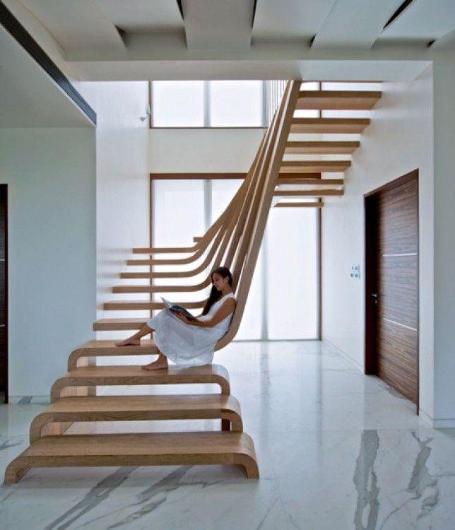 escaleras que desearias tener en tu casa (13)