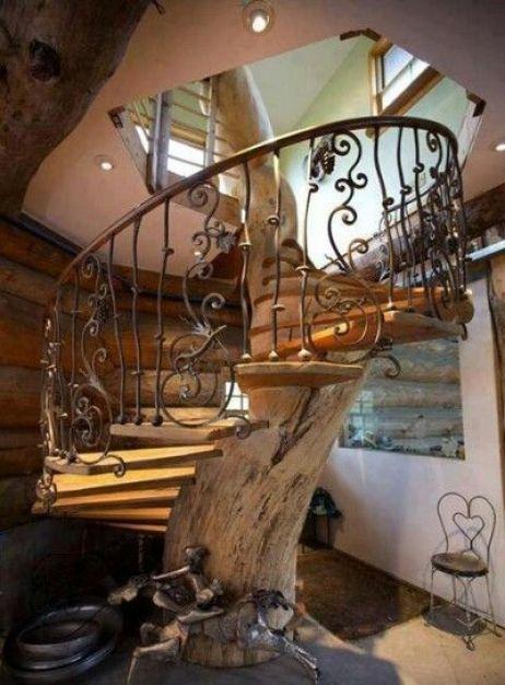 escaleras que desearias tener en tu casa (14)