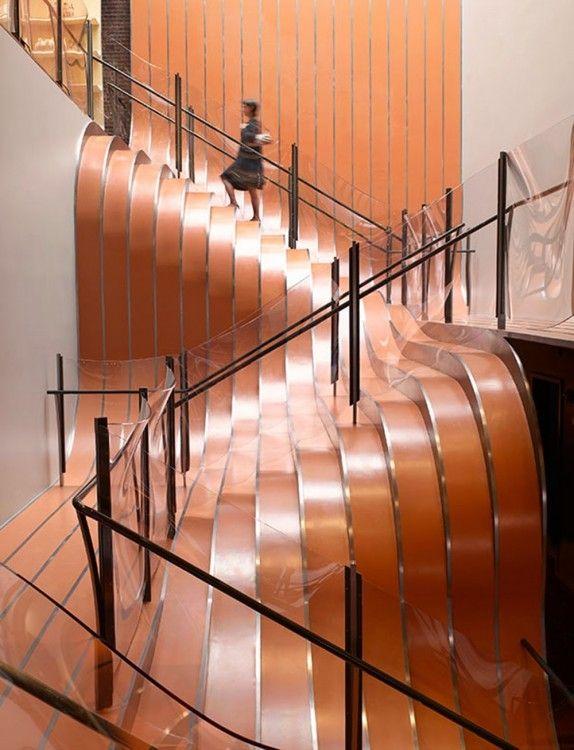 escaleras que desearias tener en tu casa (17)