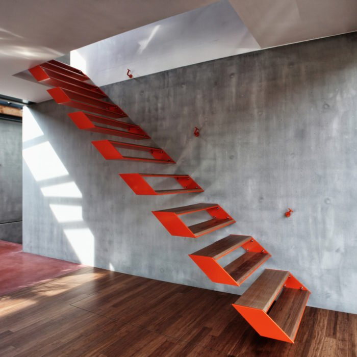 escaleras que desearias tener en tu casa (7)