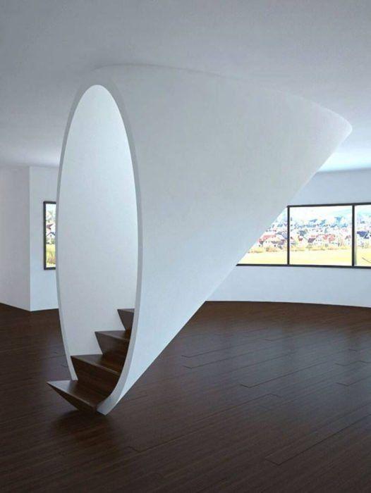 escaleras que desearias tener en tu casa (8)