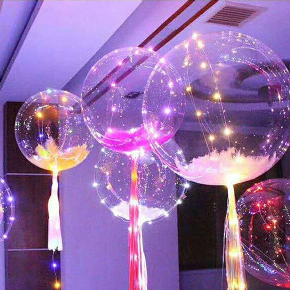 balón globo led