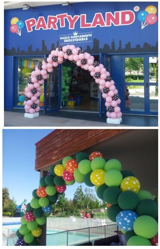 decoración con globos impresosssss