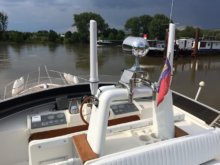 ime mobile LTE Installation Yacht