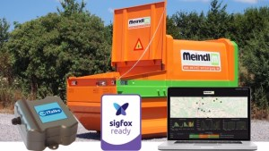 ITalks IoT Lösung Smart Waste Meindl