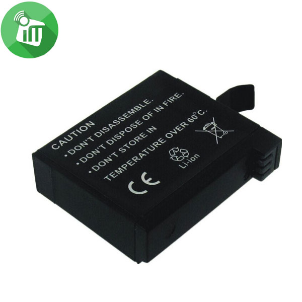 Ipower _GP182 _BATTERY _Replacement _1160mAh _for _GoPro _HERO 4_ (3)