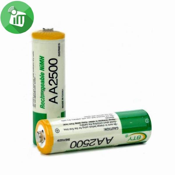BTY Super Alkaline 2PCS Rechargeable Battery (5)
