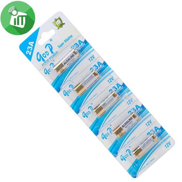 qoop Alkaline Battery 23A 12V (4)
