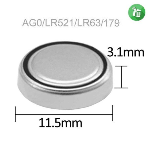 qoop Alkaline Battery LR1130- 1 (3)