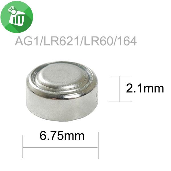 qoop Alkaline Battery LR621- 1 (2)