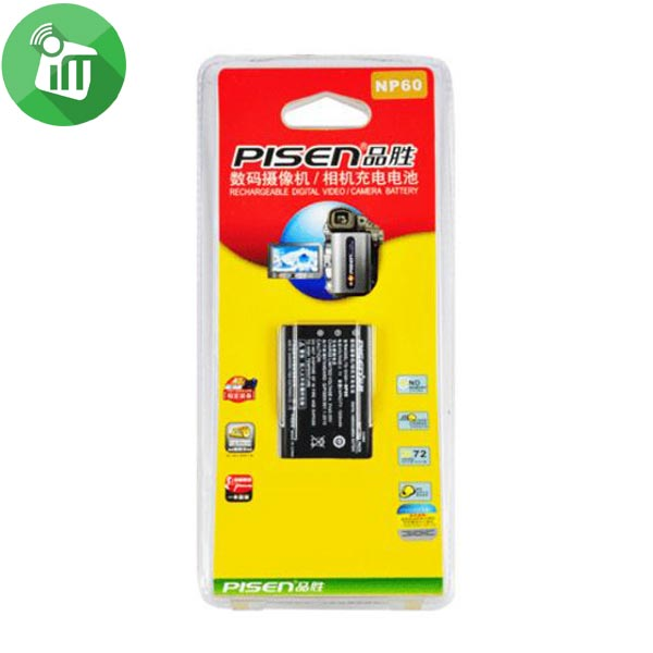 Pisen NP45 Camera Battery Charger for Fuji Fine PIX (1)