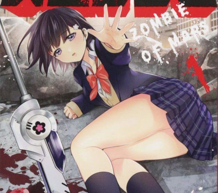 El manga Kasei Zombie finalizará en septiembre