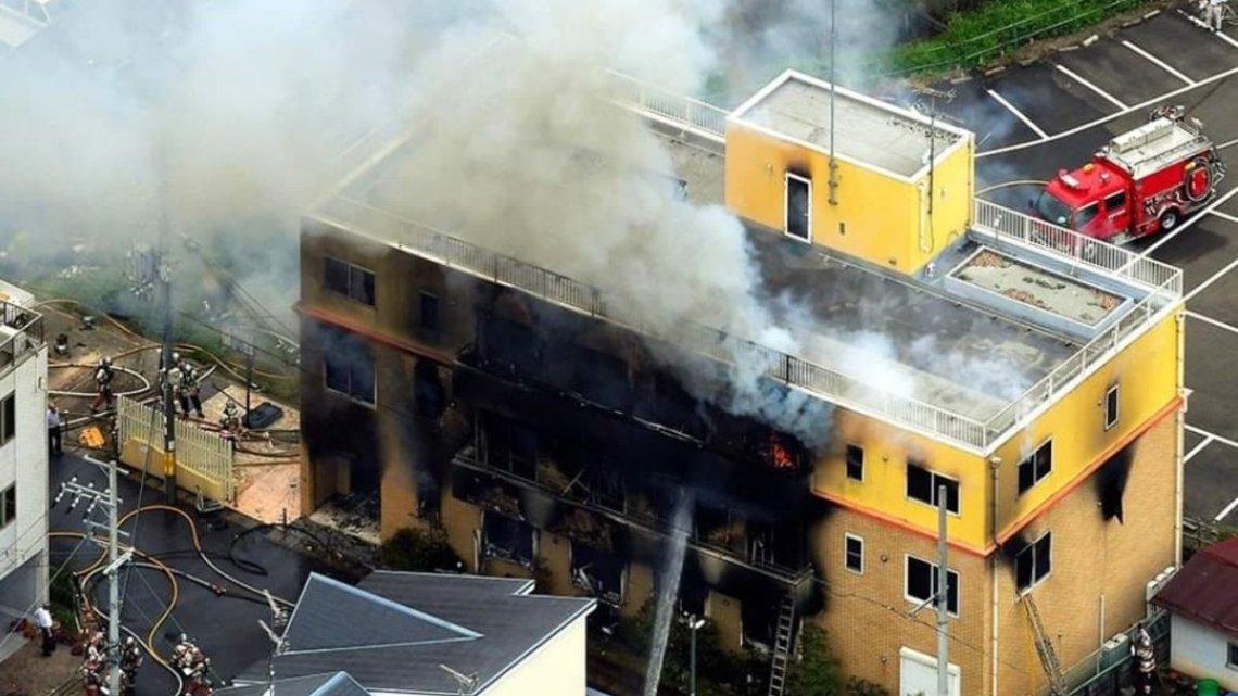 Revelan 25 Nombres de las Victimas del Incendio en Kyoto Animation