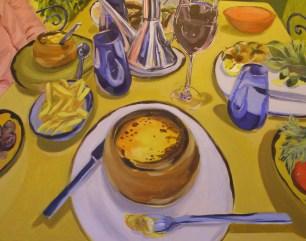 Cuisine Scenes