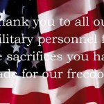 Memorial Day Thank You Quotes, Sayings, Messages, Images For Veterans