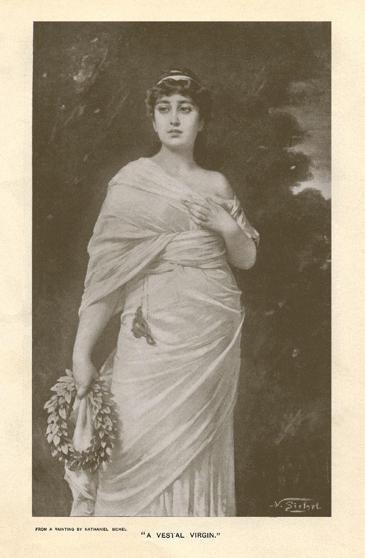 A Vestel Virgin, Nathaniel Sichel
