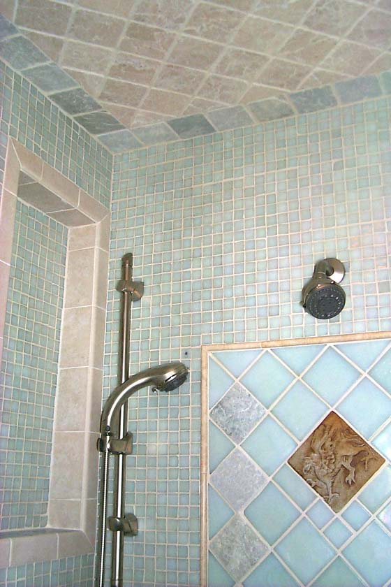 ceiling tiles bathroom ceramic tile on ceiling in shower integralbook 12254