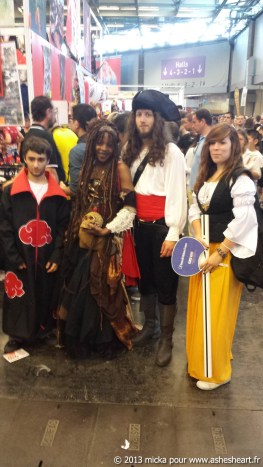 [Event] Japan Expo 2013 - Cosplay 05