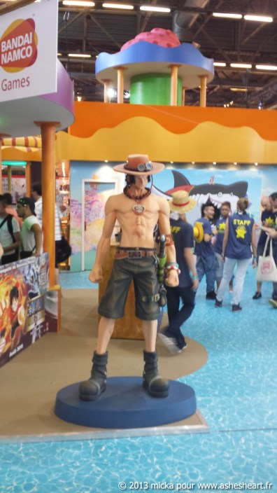 [Event] Japan Expo 2013 - Création statue 1