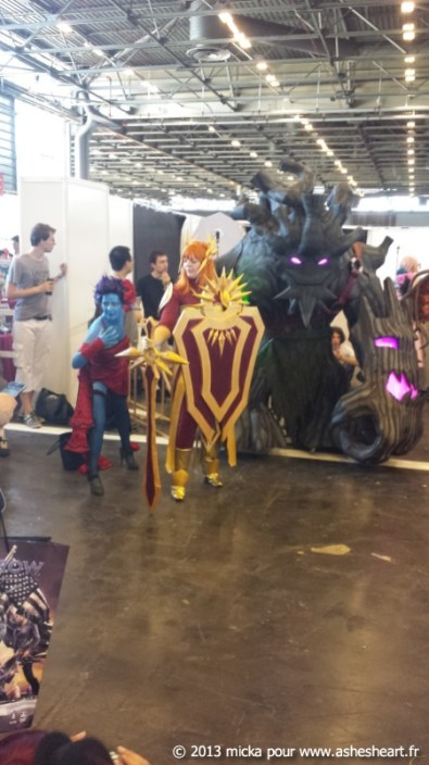 [Event] Japan Expo 2013 - League of Legends 09