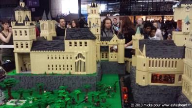 [Event] Japan Expo 2013 - Lego Poudlard 5