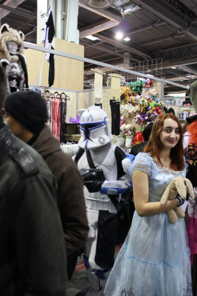 Event – Paris Manga & Sci-Fi show – Star Wars 01