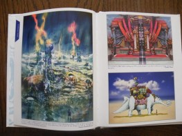 Artbook - environnements