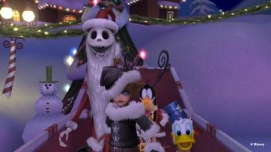 Actualité - Kingdom Hearts II.5 ReMix - nouveaux médias - Kingdom Hearts II 2