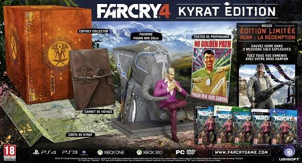 Actualité - Far Cry 4 - nouvelles informations - Kyrat Edition