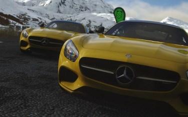 Actualité - DriveClub - la tonne d'informations - Mercedes AMG GT - 3