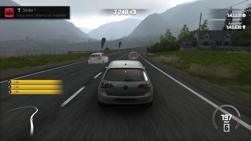Test - DriveClub - trophées