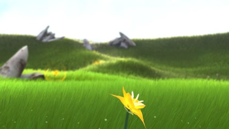 Test - Flower - principe du jeu