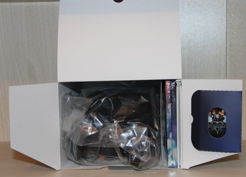 Collector - Kingdom Hearts II.5 HD ReMIX - boite ouverte