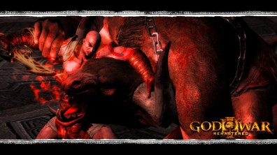 Actualité - God of War III Remastered - screenshot - 01