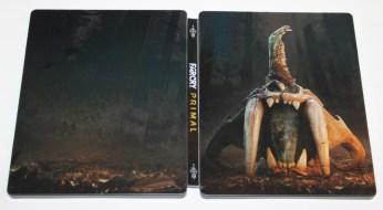 Collector - Far Cry Primal - édition collector - steelbook tout
