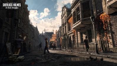 Actualité - Sherlock Holmes - The Devil's Daughter - Baker Street