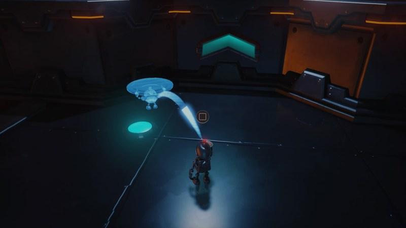 Enigmes avec Clank