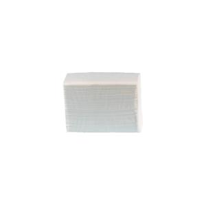 Papierfalthandtuch, 2-lagige, Zellstoff