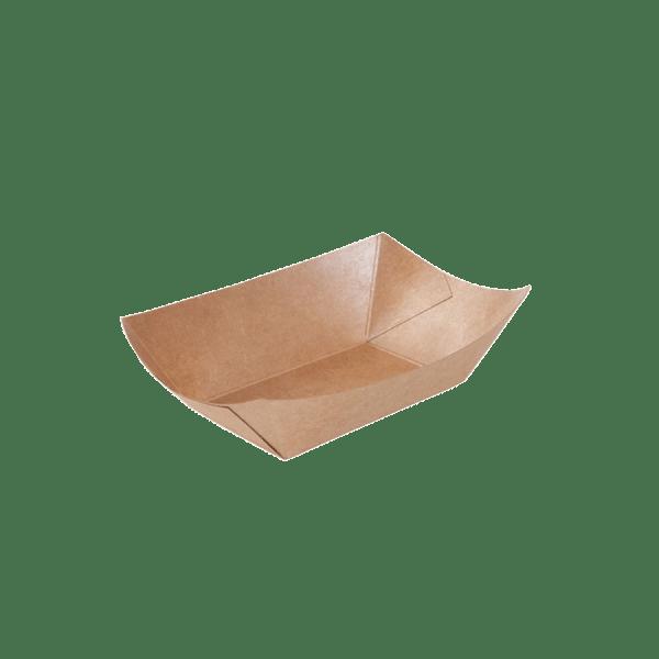 Karton, Behälter, Kartonbehälter, braun, ökologisch, nachhaltig, Schiff, Take Away
